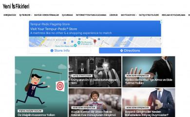yeniisfikirleri.net screenshot