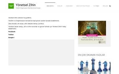yonetselzihin.com screenshot
