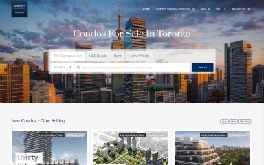 http://yourtorontobroker.ca screenshot