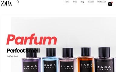 zara-parfum.com screenshot