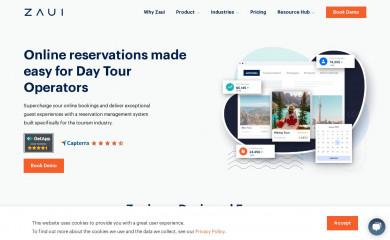zaui.com screenshot