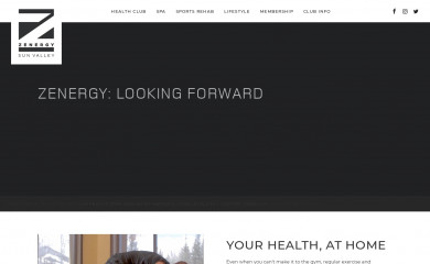 zenergysv.com screenshot