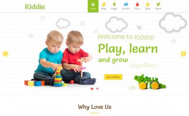 Kiddie screenshot