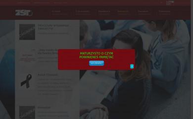 zst.cieszyn.pl screenshot