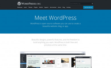 //wordpress.org/ screenshot