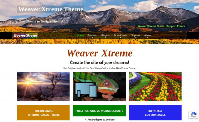 Weaver Xtreme screenshot