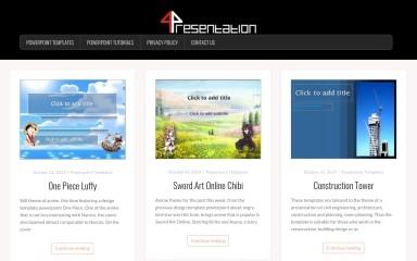 4presentation.net screenshot