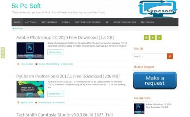http://5kpcsoft.com screenshot